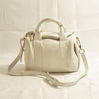 White Alexander Wang Rocco bag