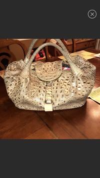 Fendi Crocodile Spy Bag