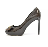 Louis Viutton bow pumps