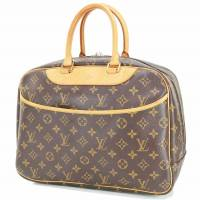 Louis Vuitton Deauville Handle bag Doctor bag