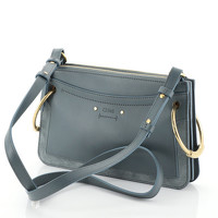 Roy Shoulder Bag Leather