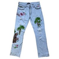 Dolce & Gabbana Jeans Cotton in Blue