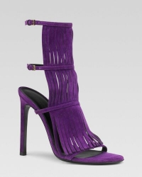 Gucci Becky gladiator  in Suede
