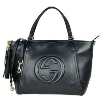 Gucci Soho Bag in Black