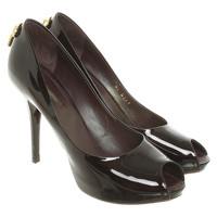 Pumps/Peeptoes Patent leather
