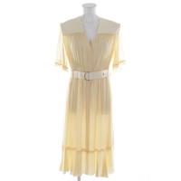 Chloé Dress in Yellow