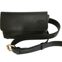Gucci Handbag Leather in Black