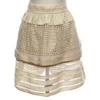 Chloé Skirt in Beige