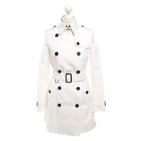 Burberry Jacket/Coat in White