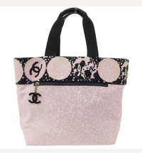 Chanel High Summer Pink Tote