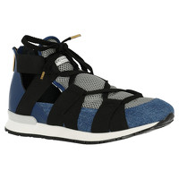 Vionnet Trainers Leather in Blue