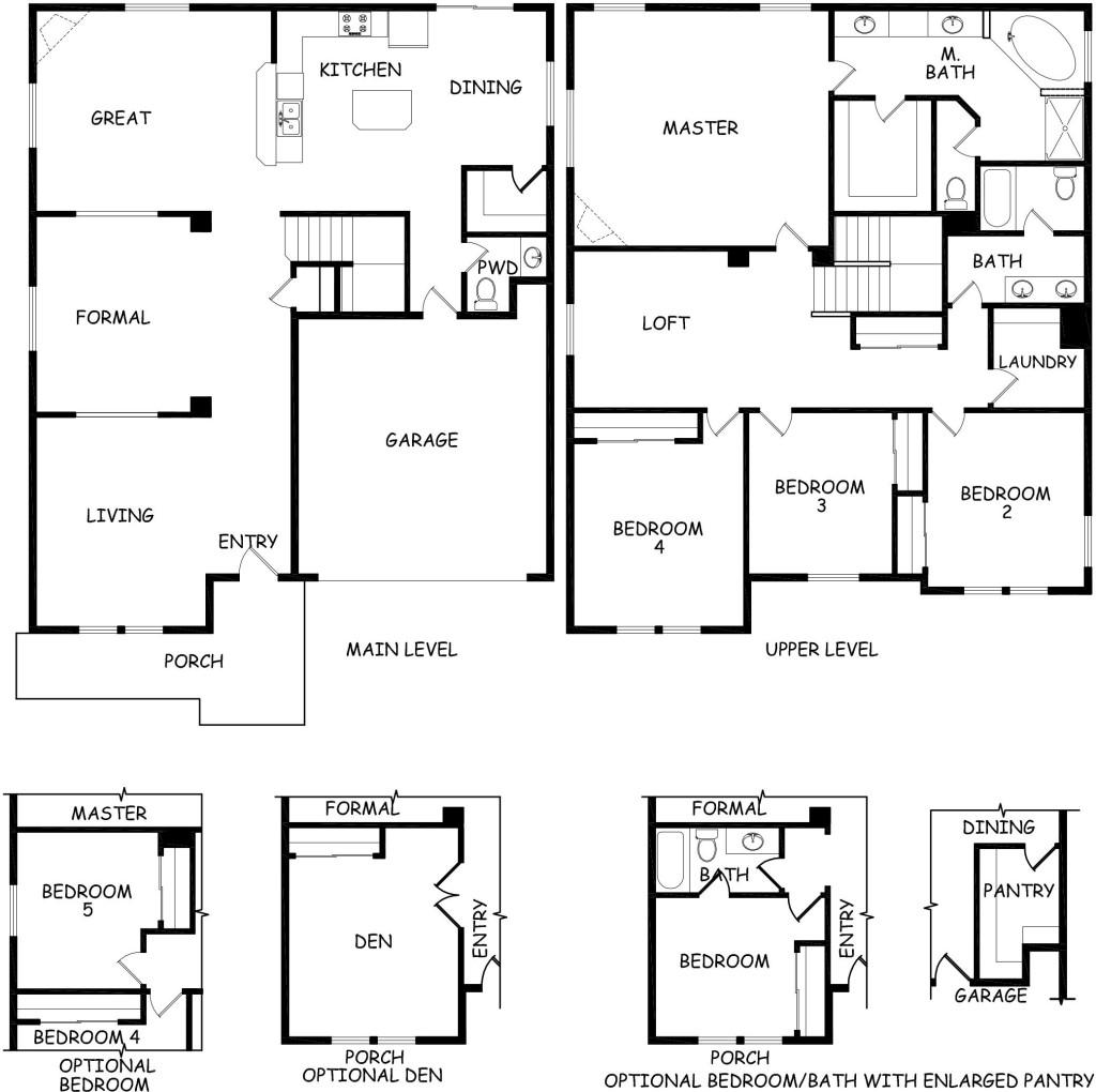 Floor Plan Format Floor Plan Template Ukransoochicofloor Plans