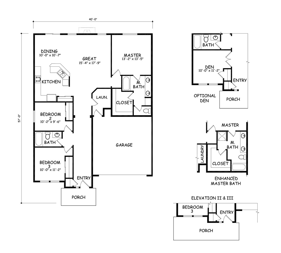 The Hudson New Homes For Sale Wa Id Or Hayden Homes