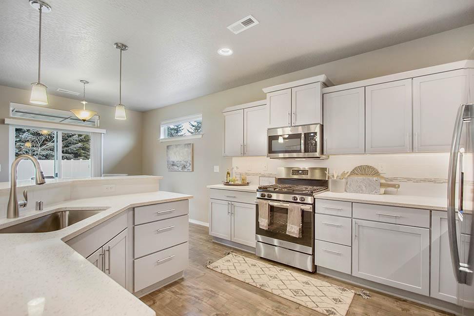 Hayden Homes Hudson Floor Plan