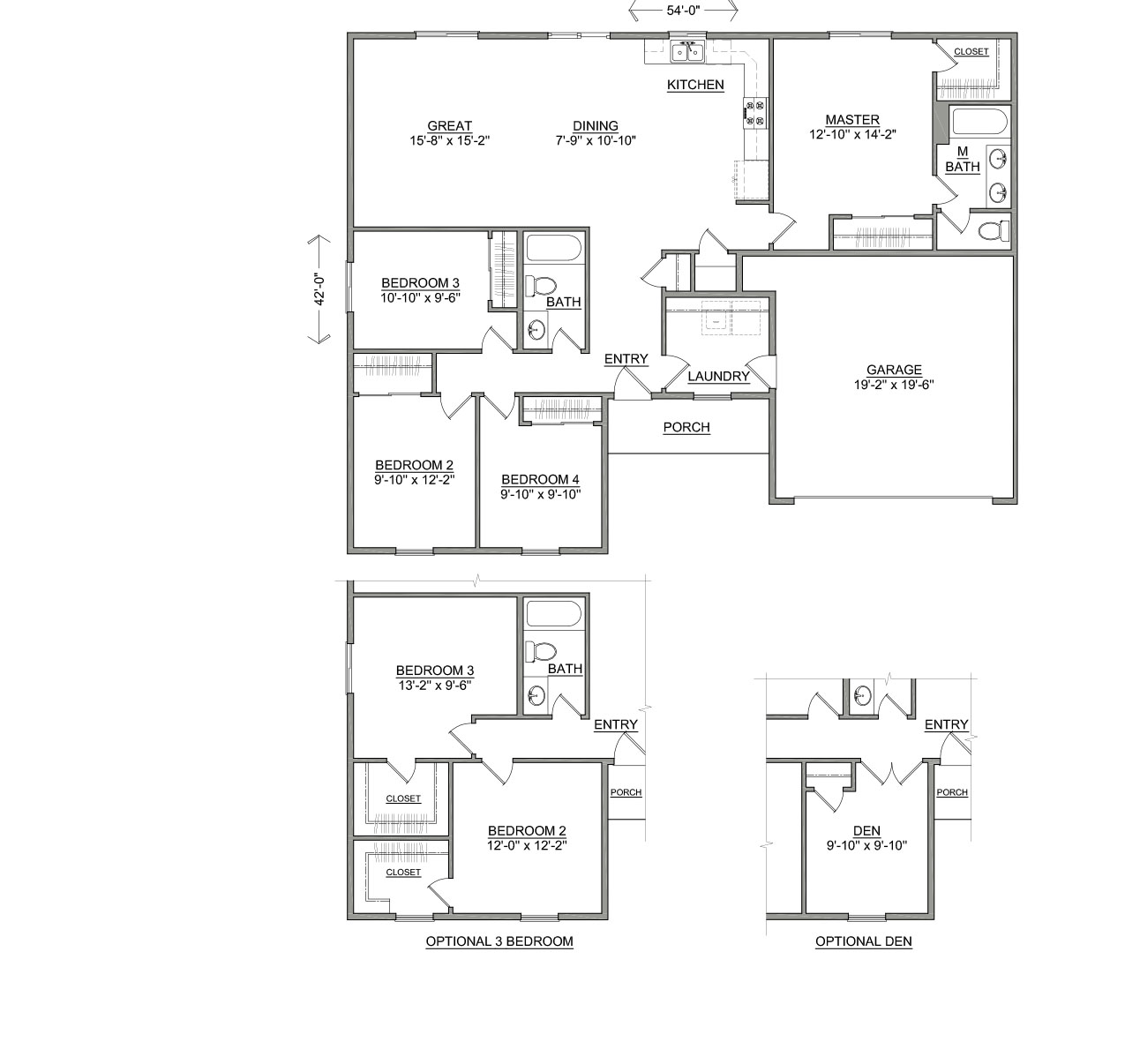 The kelso brand new house for sale wa by hayden homes for Hayden homes floor plans