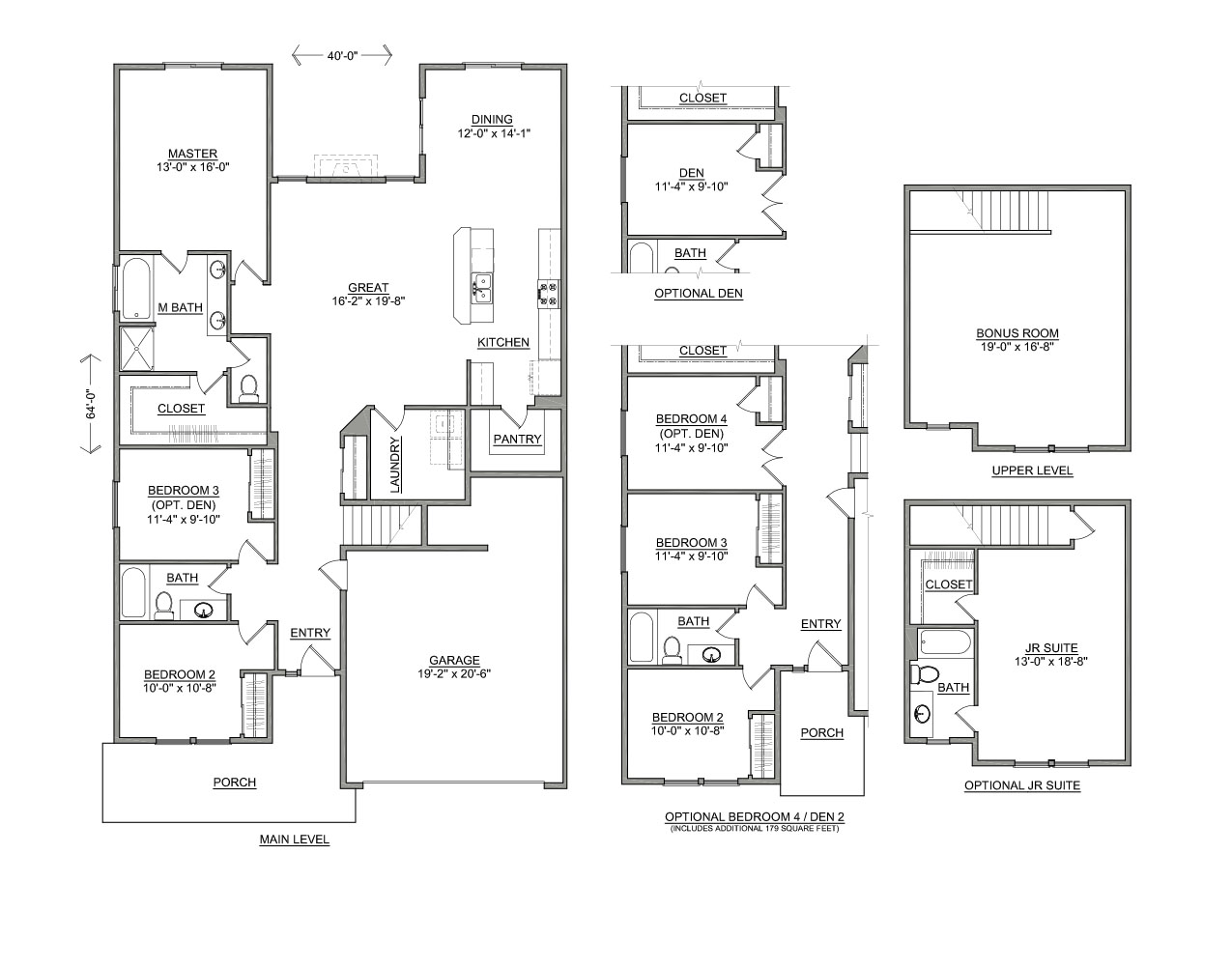 The Orchard Encore | New Home For Sale In WA, ID, OR