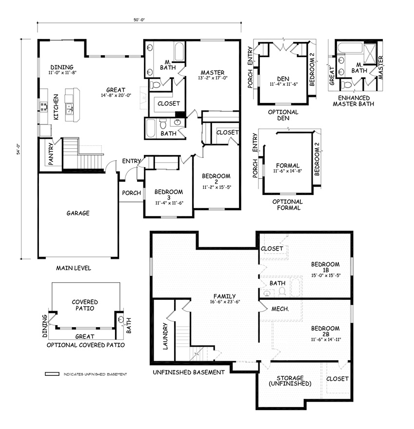 The Riverside New Homes By Hayden Homes