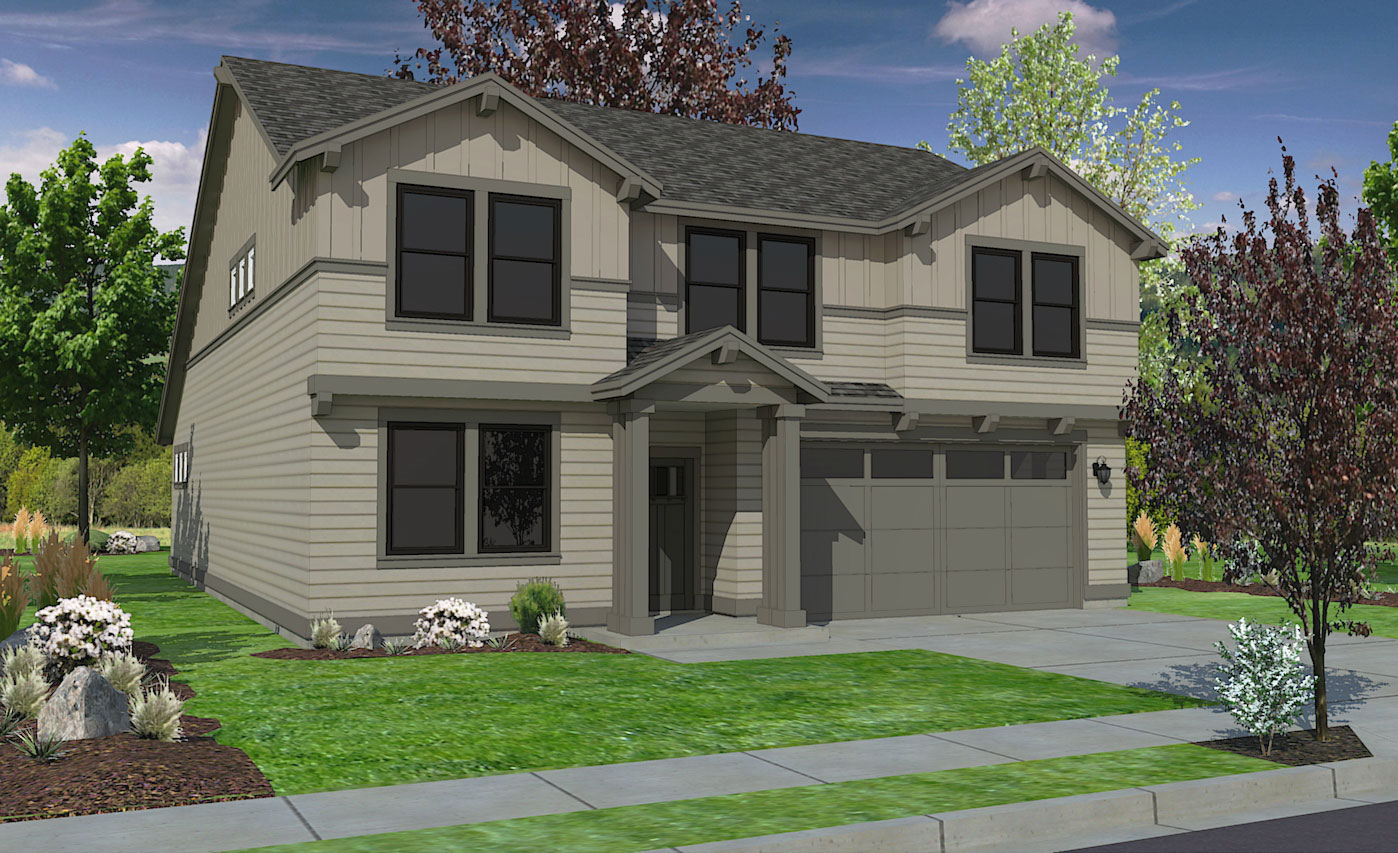 Brand New Homes In Eugene Or
