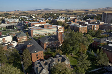 New Homes in Pullman