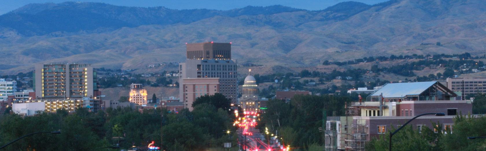 ANTLER RIDGE  Boise