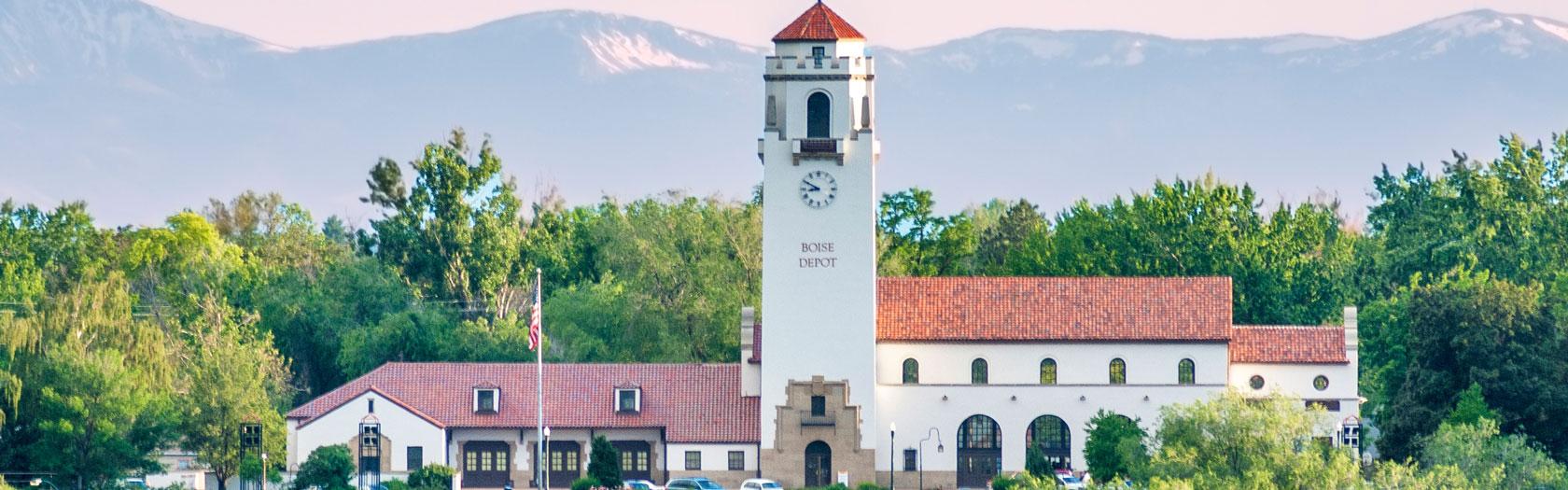 SUNNYRIDGE  Boise