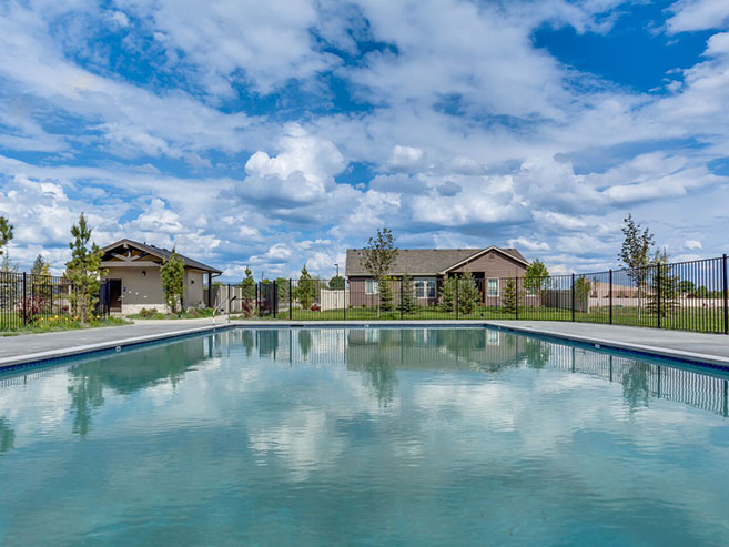 Boise New Homes at Southcreek