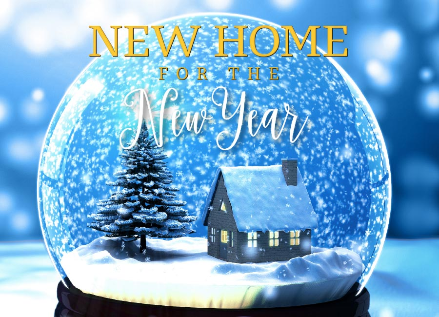 Find your new Home in the New Year