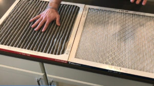 Check your furnace filter