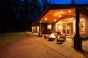 Add Light and Warmth to your Landscaping