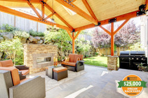 Hayden Homes Dream Backyard