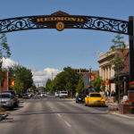 Downtown Redmond, OR
