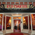 Red Martini Bar Downtown Redmond, OR