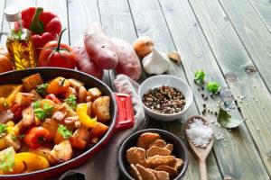 Serve a veggie-centric dish at Thanksgiving