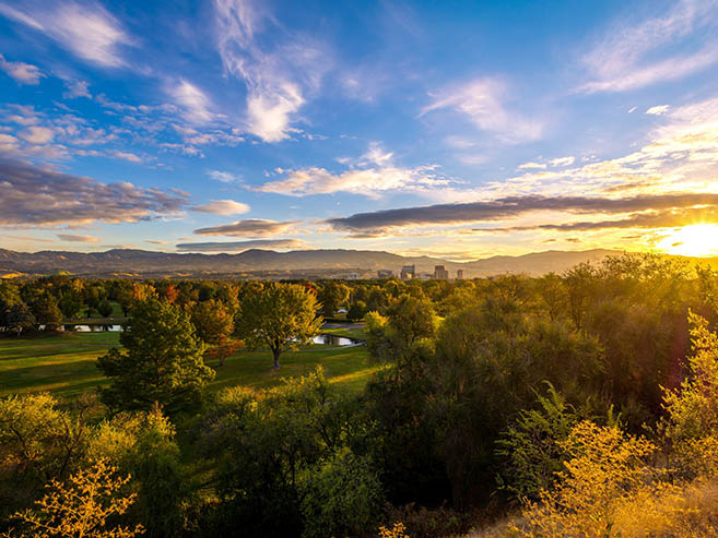 Find a new home to enjoy the Beautiful Boise Idaho Skyline