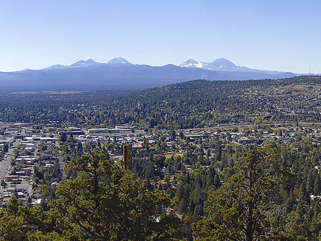 Park Terrace New Homes in Bend, OR