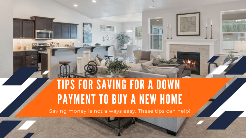 Tips for Saving for a Down Payment 2
