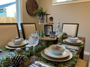 Decorating Your Table for the Holidays