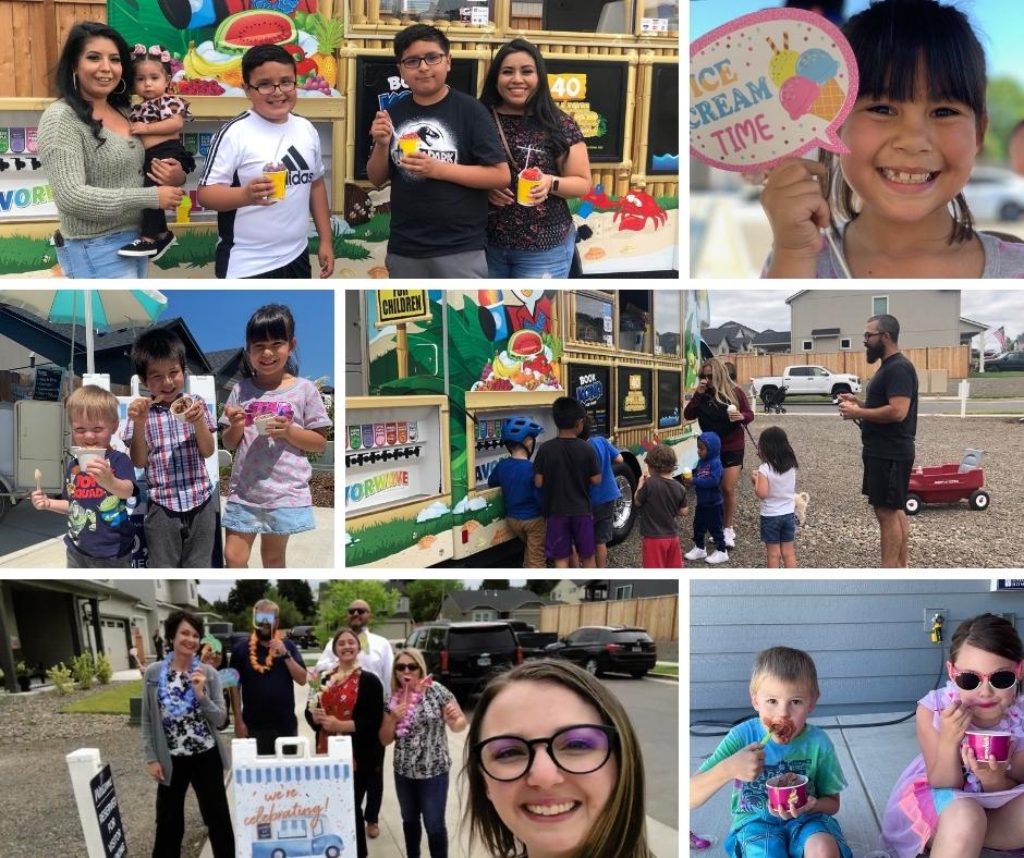 I-5 Ice Cream Events