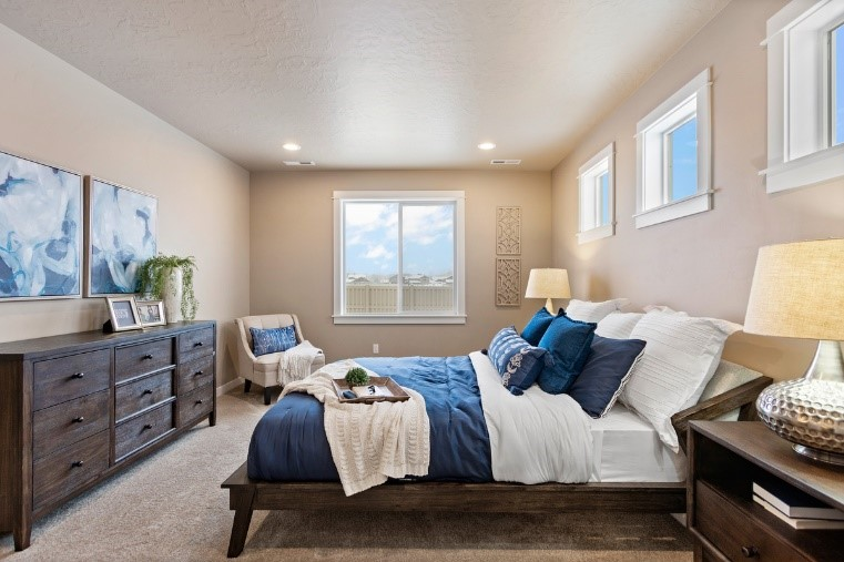 Transform your main bedroom into a personal retreat with these simple tips and tricks.