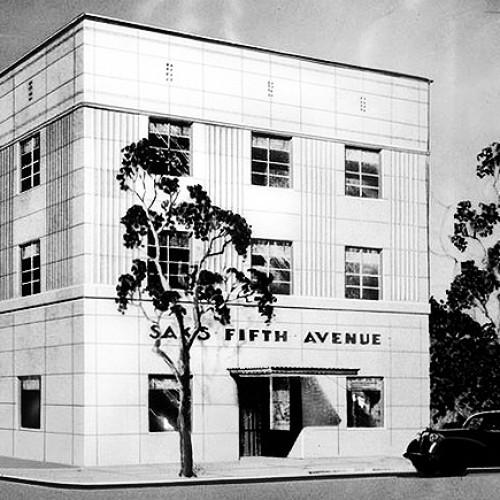 HBC Heritage — Saks Fifth Avenue Historical Timeline