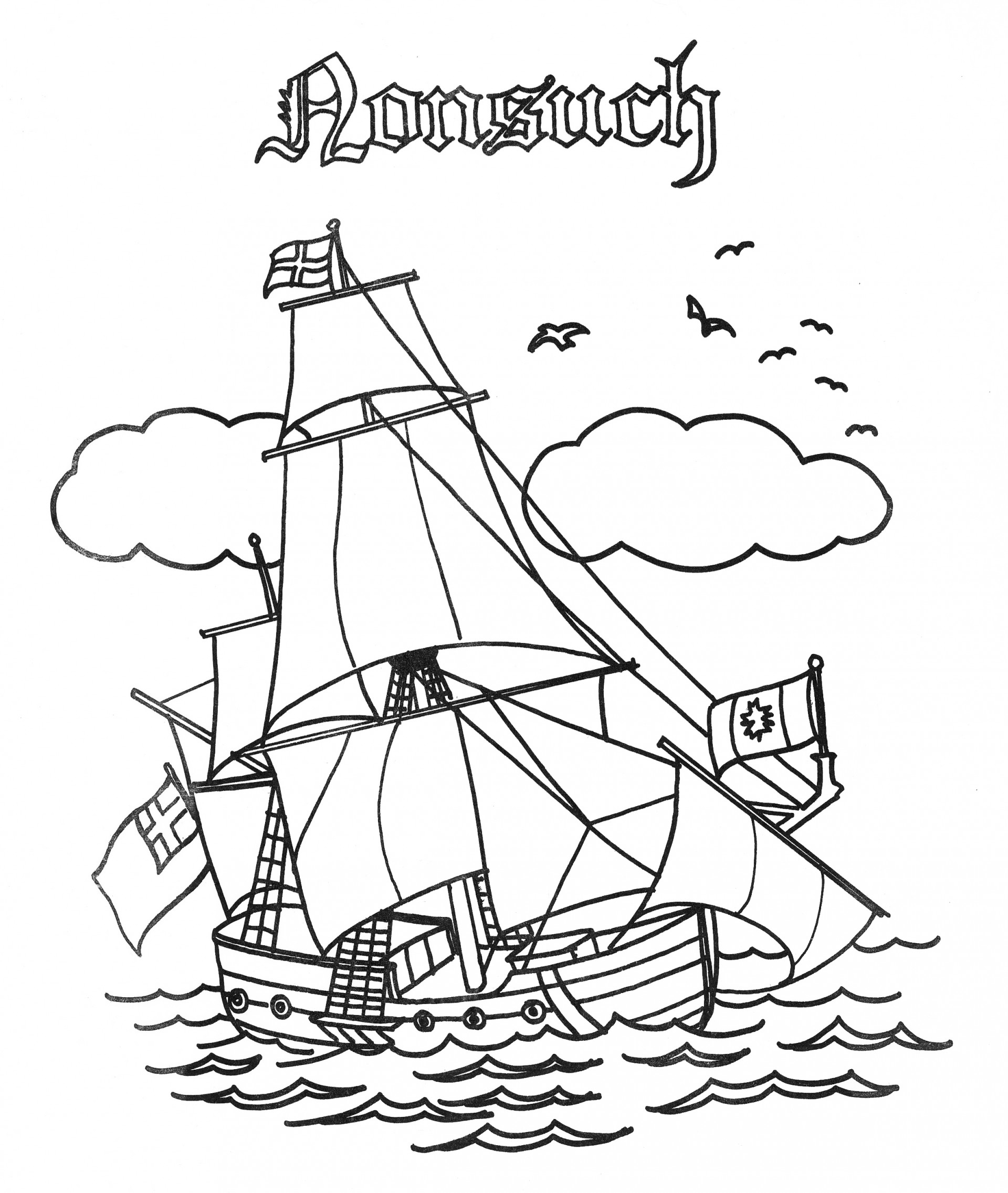 Hbc Heritage Colouring Pages