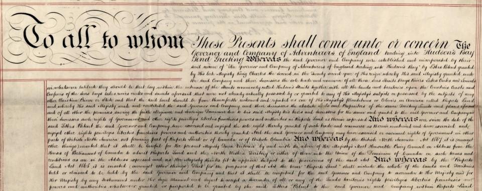 Hbc Heritage Deed Of Surrender