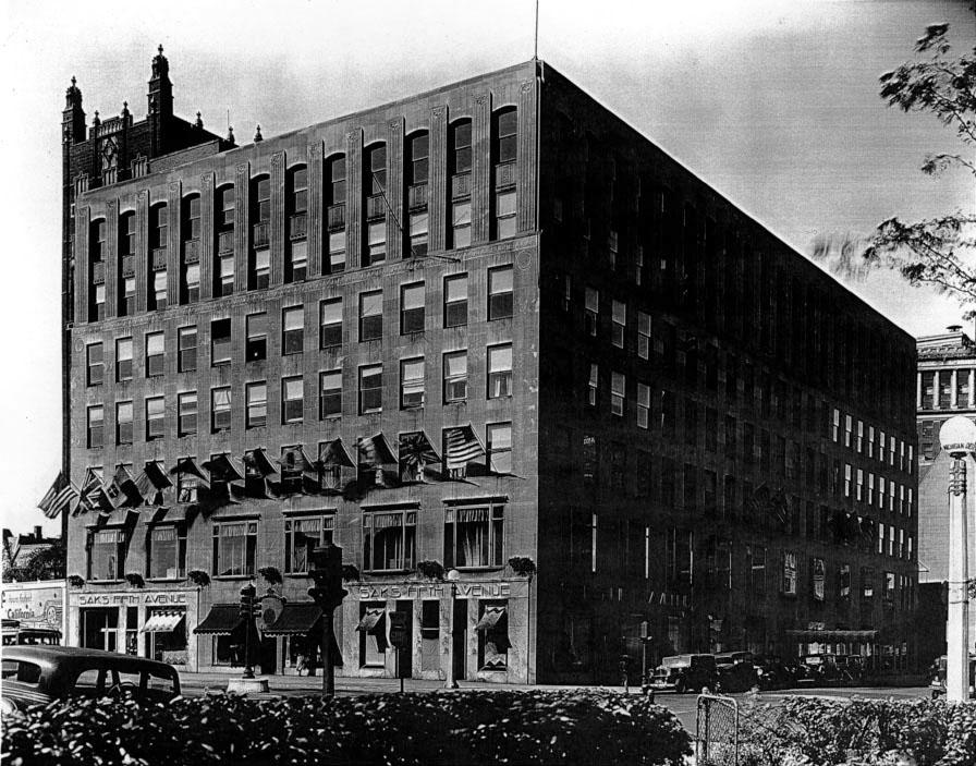 4b9c5872eb6 HBC Heritage — Saks Fifth Avenue