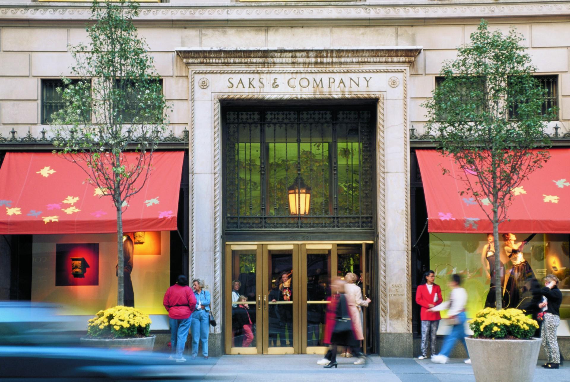 HBC Heritage — Saks Fifth Avenue