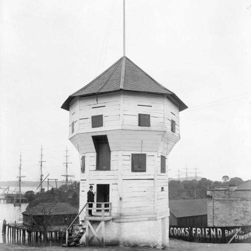 HBC Heritage — The Nanaimo Bastion