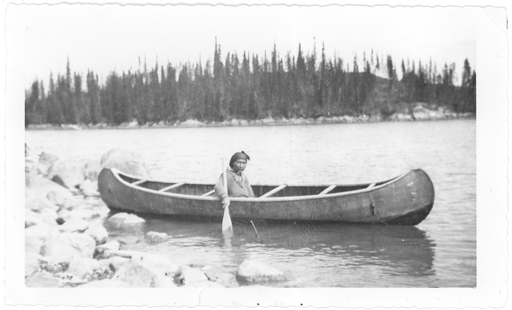 HBC Heritage — The Canoe