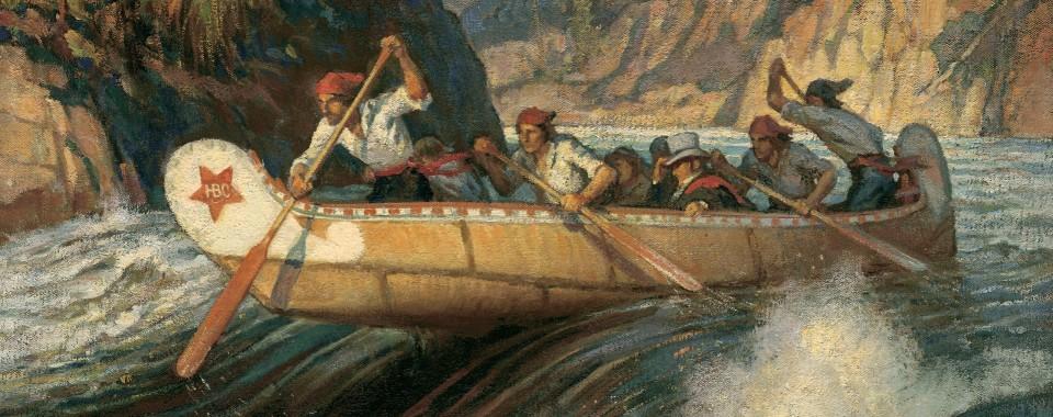 HBC Heritage — The Canoe