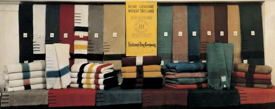 c6c3eaa52a HBC Heritage — Hudson s Bay Point Blanket