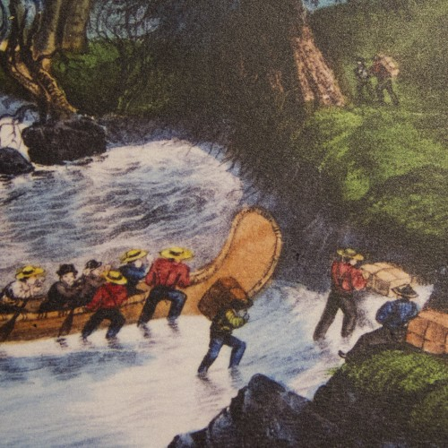 HBC Heritage — Life of a Voyageur