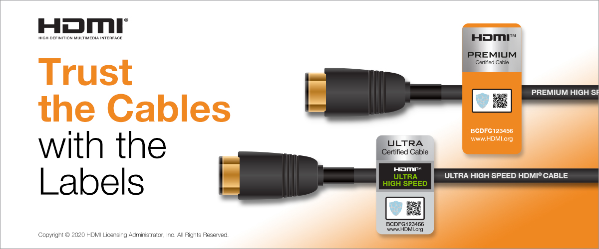 Premium  High Speed HDMI Cable, Ultra High Speed HDMI Cable